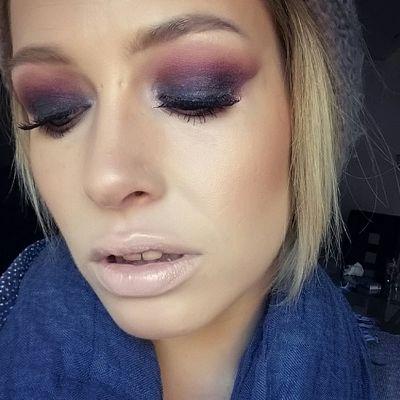 Makeupartist INKEDGIRL Girl Fashion Urbandecaycosmetics Pbcosmetics Maccosmetic Wachclaude Maquillage Make Up