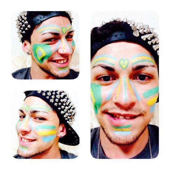 Let's go Brazil! <33 Brazil Brazil 2014 World Cup Gay Hot