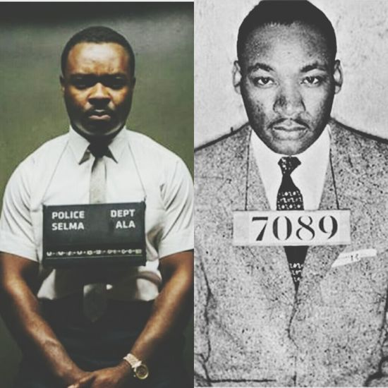 Selma If you haven't went to see da movie...you need to go see it! A must see! Happy Birthday Dr. King