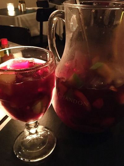 Sangria! Sangria To Start The Night  Letsgofriday