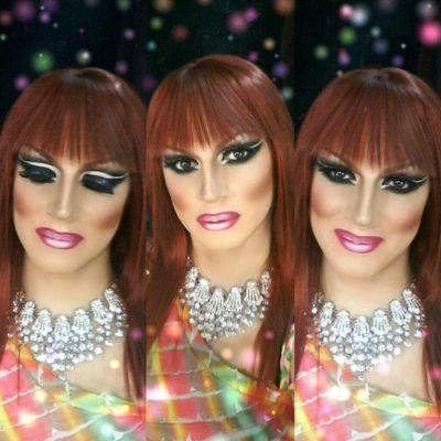 Selfie Sparkle Diva Dragqueens www.crystalshow.com.ua