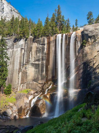 Vernal Falls – Yosemite National Park Yosemite National Park Waterfall Nature Scenics Long Exposure Beauty In Nature No People Outdoors