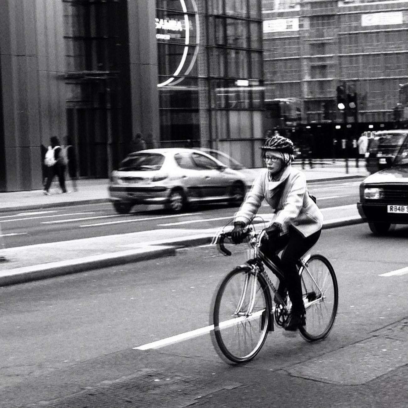 transportation, land vehicle, mode of transport, bicycle, street