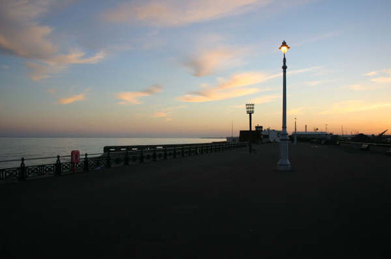 Winter 2012, Hove Seafront...