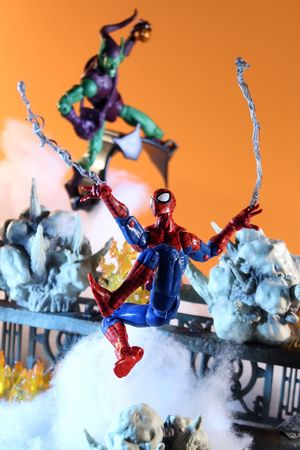 Ata_dreadnoughts Actiontoyart Ata_podcast TZ_ATA ATA_MARVEL Illumin_ata Figfigfigures Actionfigures Toyphotography Spiderman