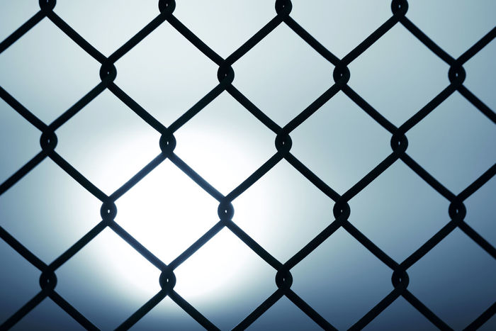 Japan Japan Photography Sun Sunset Wire Mesh Wire Mesh Fence
