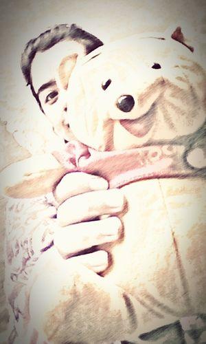 SpreadTheLove Love Honey Bear Winnie The Pooh  Pooh♡♥♥ Taking Photos Hello World Smile ✌ That's Me Sketchysketch Loveit