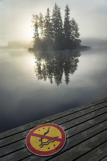At The Edge Of Beauty In Nature Calm Fog Foggy Foggy Morning Lake No People Non-urban Scene Pier Reflection Scenics Solitude Standing Water Tourism Tranquil Scene Tranquility Vacations Water Water Surface