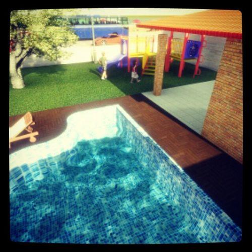 ♥♥♥♥♥Arquitetura♥♥♥ Revit  Lumion By @suxav_ Boanoite ♥♥♥