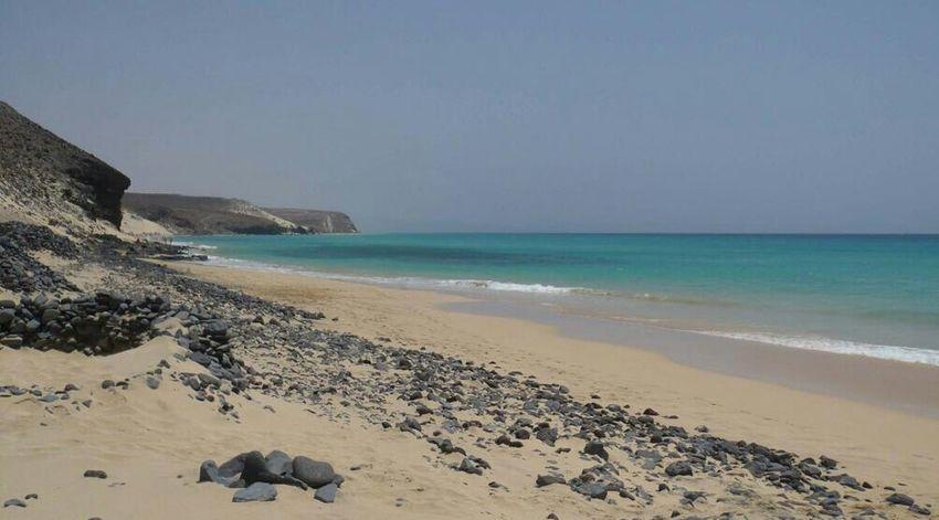 Playa de Butihondo (Fuerteventura, Spain) Fuerteventura Landscape Sea Beach