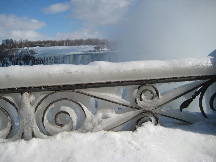 Frozen Kanada Niagara Falls Canada Niagara Falls NiagaraFallsCanada Winter Beauty In Nature Canada Cold Temperature Frozen Frozen Nature Frozen Niagarafalls Nature Niagara Falls Winter No People Outdoors Sky Snow Weather Winter Winter Wonderland