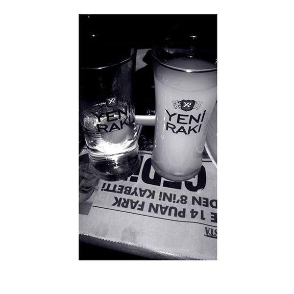 Dedik ya yaramız kadar! Rakı Yenirakı Rocky Friens Drink Zonguldak Turkey