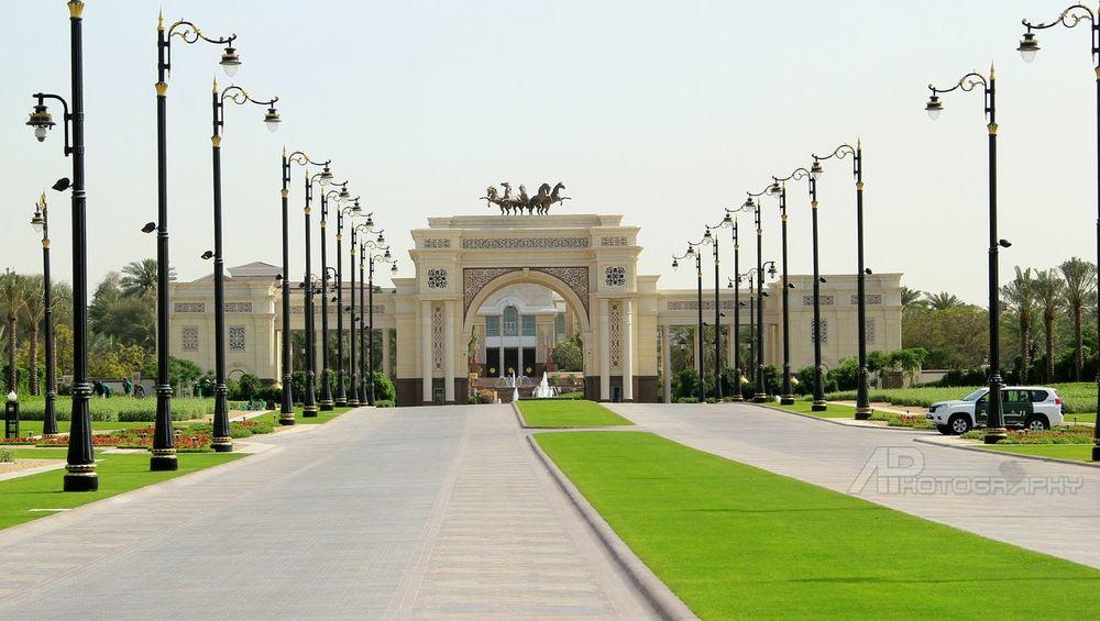 Sightseeing Travel Photography UAE , Dubai Dubai Architecture Zabeel Palace