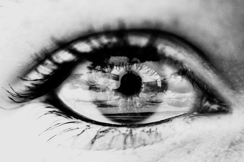 Eye of the Storm Eyeemphotography EyeEm Best Edits EyeEm Selects Cloud Cloud - Sky Storm Cloud Sky Eyes EyeEm Edit Photography Eye4photography  EyeEm Gallery EyeEm Best Shots Clouds And Sky Eyelash One Person Eyesight Eye Human Body Part Close-up Sensory Perception Human Eye Extreme Close-up Eyeball Human Face Iris - Eye Body Part Reflection