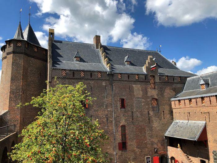 Muiderslot Castle EyeEm Selects Architecture Built Structure Building Exterior Cloud - Sky Sky Building