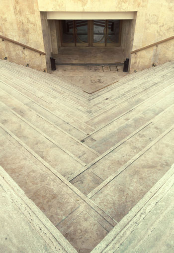The way Architecture Building Exterior Built Structure Door Entrance Minimalism No People Outdoors Perspective Stairs