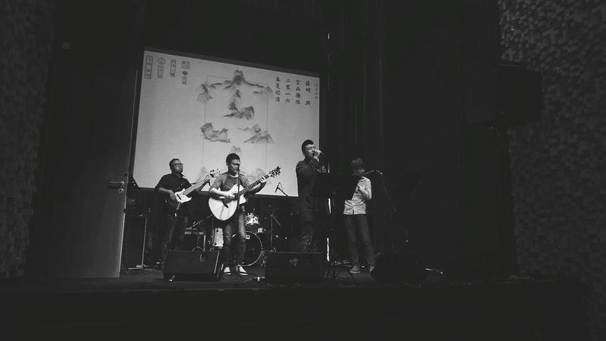 蒋明 Live Music
