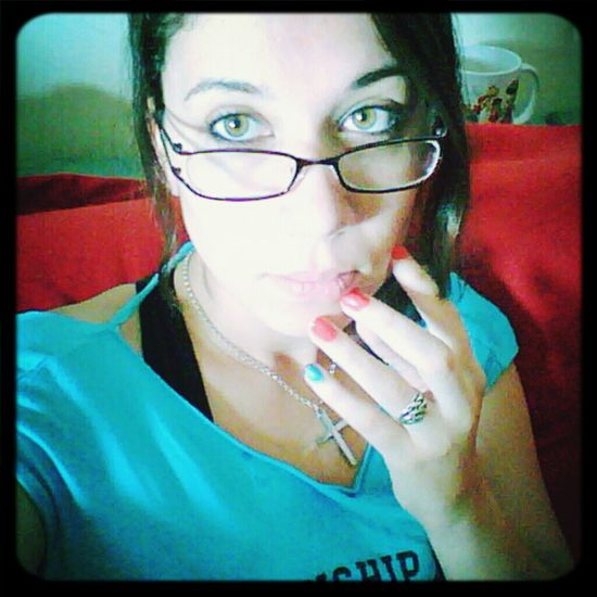 Hurt Heart... Relaxing Selfie Tired Follow Me