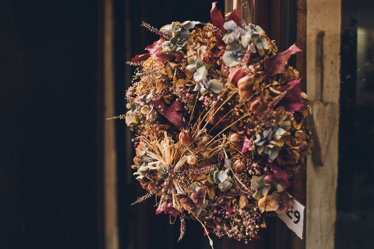 more: PART I: https://barbara-duchalska.blogspo PART II: https://barbara-duchalska.blogspo Prague Beauty In Nature Close-up Day Dried Plant Dry Flower Flower Head Fragility Freshness Leaf Nature No People Outdoors Plant Wilted Plant Wreath