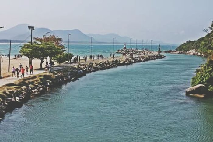 Beach Summer Enjoying Life Brazil Florianópolis - SC