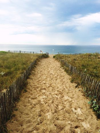 Sea France Hello World Enjoying Life Beach Normandie Summer Vscocam Holiday Enjoying The View