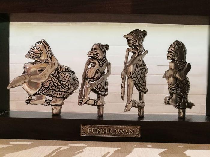 Punokawan Cultures ArtWork Art And Craft