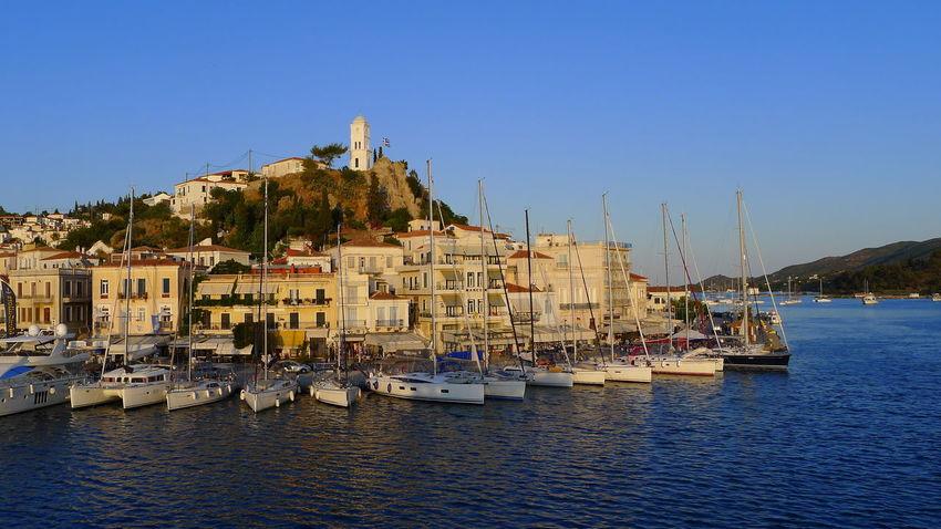Blue Greece GREECE ♥♥ Outdoors Poros Poros Island Tourism Water