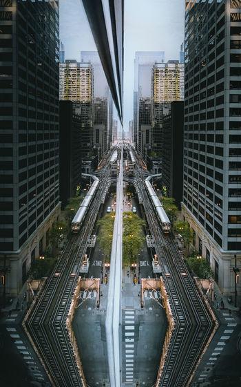 Chicago trains
