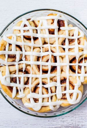 Cinnamonrolls Loveit Breakfast Foodporn