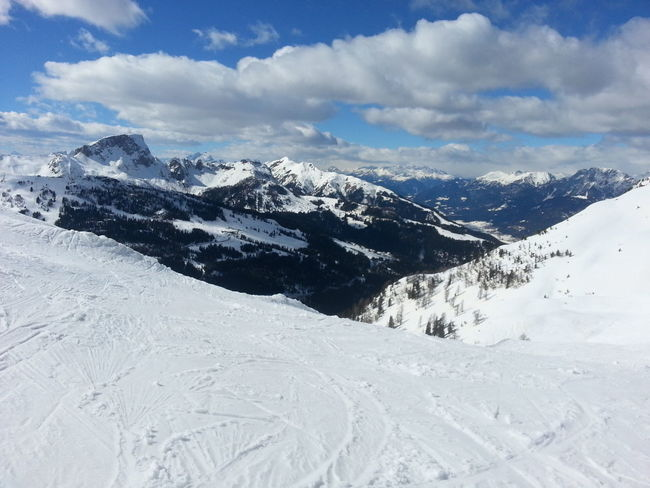 140315 Austria Avusturya Beauty In Nature Cloud - Sky Cold Temperature Day Galpay Landscape Mountain Mountain Range Nature No People Outdoors Scenics Sky Snow Snowcapped Mountain Tranquil Scene Tranquility White Color Winter Österreich