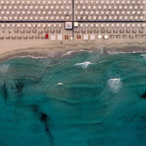Sardinia, Villasimius Sardegna Sardinia Water Drone  Dronephotography Aerial View Beach First Eyeem Photo Fresh On Market 2017