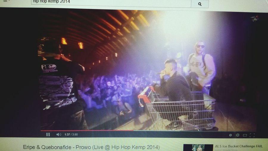 Rozpierdol Hip Hop Kemp 2014 ProWo Zwariowalam #zarokjedziemtam