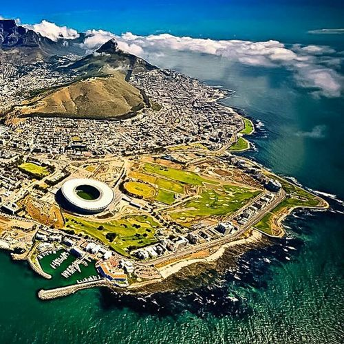 Cape Town view...
