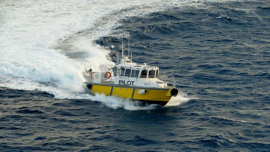 Wave Carribean