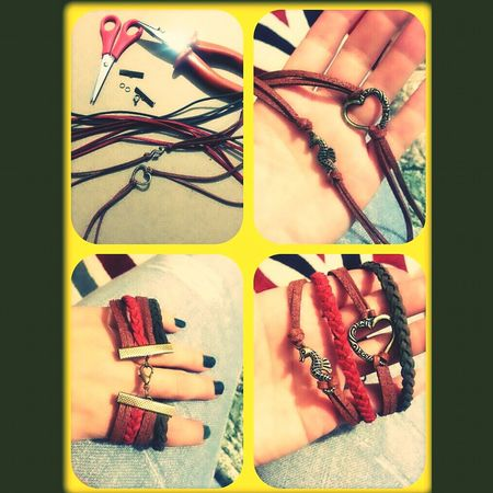 Handmade Jewellery Bracalet