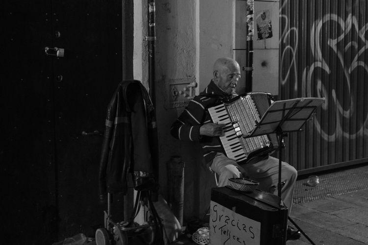 accordion Old