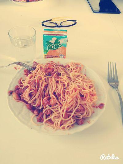 Spaggeti Food♡ Good Times