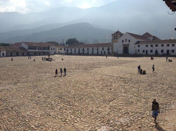 VillaDeLeyva Boyaca Plaza Piazza