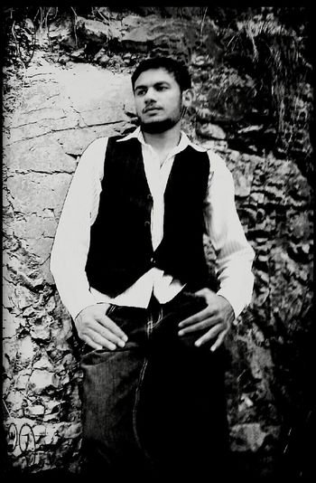 Black And White My Self Me Once Upon A Time