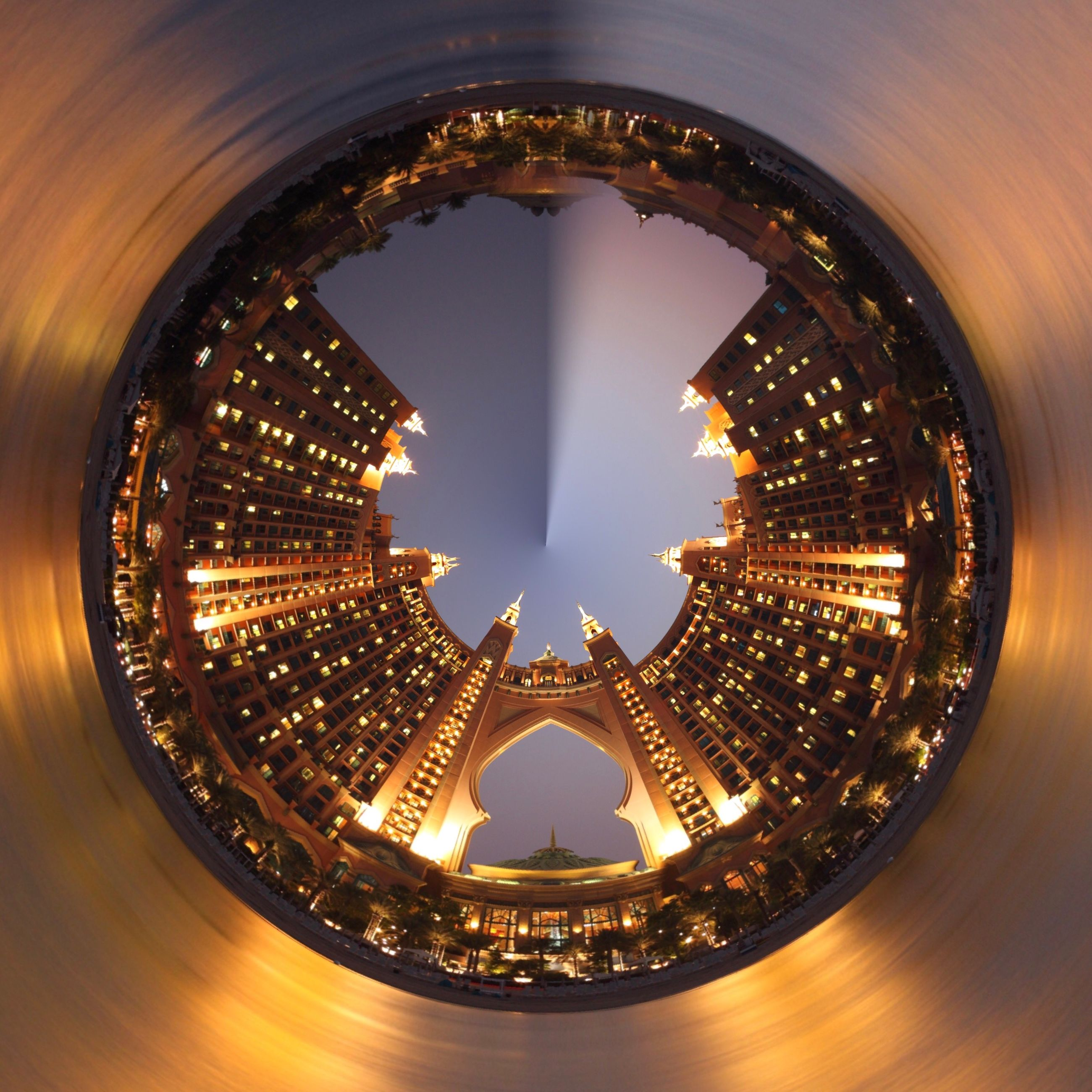 illuminated, circle, indoors, no people, architecture, built structure, close-up, day