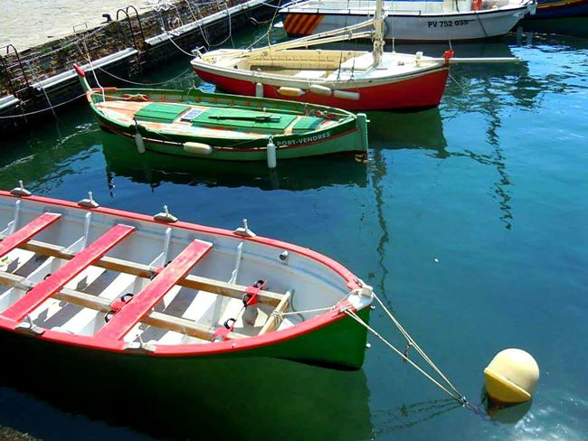 By the docks Rainbow Mediterranean  French Coast France Frame It! S Qi Boats Dockside Travel Novice Photography