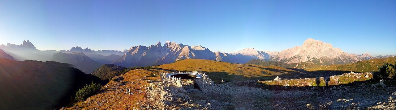 Mountain Mountain Range Landscape Outdoors Scenics Beauty In Nature Alto Adige Italy🇮🇹 Prato Piazza. Skyline Sky Day