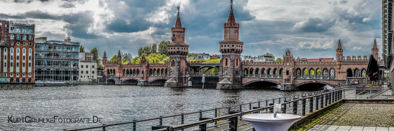 Berlin Berlin Photography Berliner Ansichten Oberbaumbrücke Oberbaumbridge Oberbaumbr HDR Hdr_Collection Hdrphotography Hdr_lovers Hdr_gallery Hdr_arts  Hdr_pics