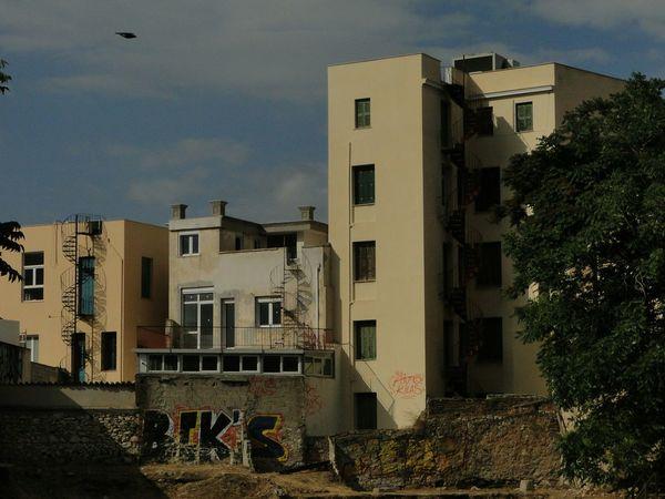 EEA3 EEA3 - Athens Urban Geometry Urbanphotography Spiral Staircase