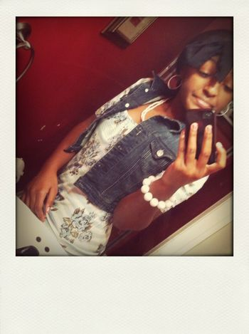 I thought I was cuteeee:) Old to me but new to you