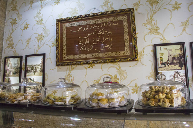 Arabic Food Cookies Day Freshness Indoors  Moroccan Treats No People Sweets