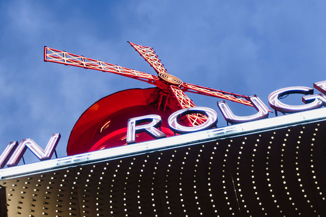 France France Photos France🇫🇷 Francia Moulin Paris Paris Je T Aime Paris ❤ Paris, France  Architecture Close-up Communication Day France 🇫🇷 Low Angle View Moulin Rouge Moulinrouge No People Outdoors Parisian Red Road Trip Roadtrip Sky