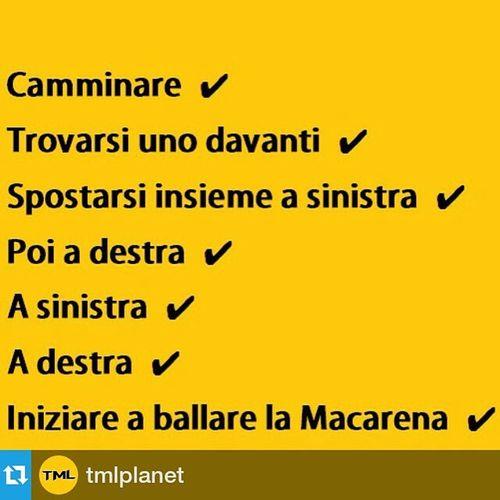 Repost @tmlplanet ・・・ Tutte la volte la stessa storia. (by @masse78) Tmlplanet Ragazzi Ragazze