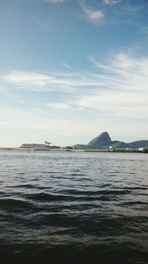 The Places I've Been Today Airport Aeroporto Santos Dumont Errejota  Morro Pao De Acucar Cidade Maravilhosa ! Brazil Perfection