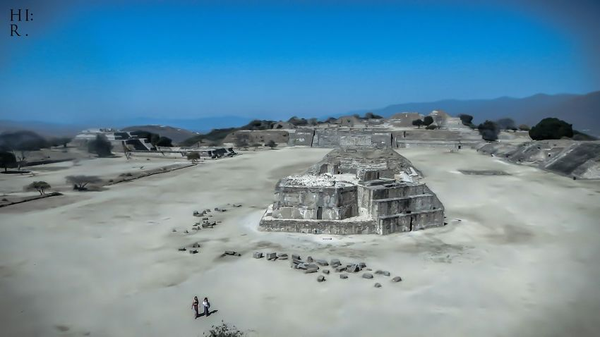 Monte Alban Energy Good Vibes Mexican Culture